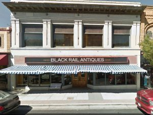 Pocatello Antique Shops Black Rail Antiques